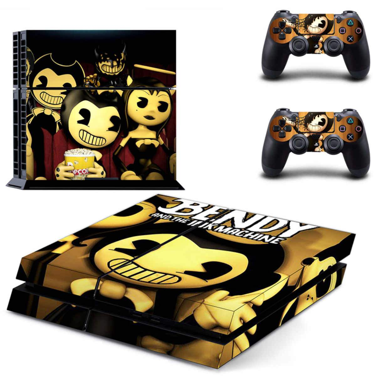 Bendy and the Ink Machine PS4 Skin for PlayStation 4 ...