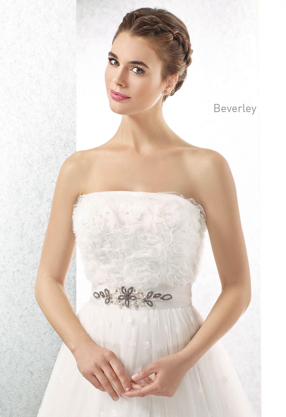 BEVERLEY wedding dress Cabotine   hair style   Pinterest   Wedding ...