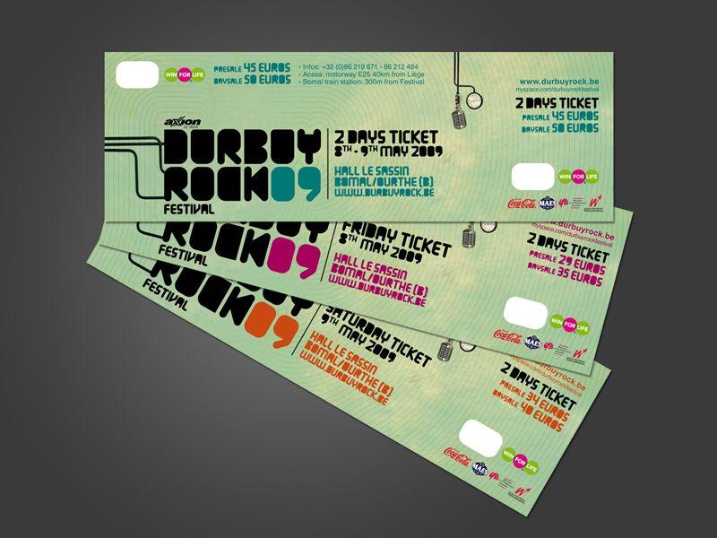 32 Excellent Ticket Design Samples Uprinting Blog Ticket Design Event Tickets Design Prom Ticket Design
