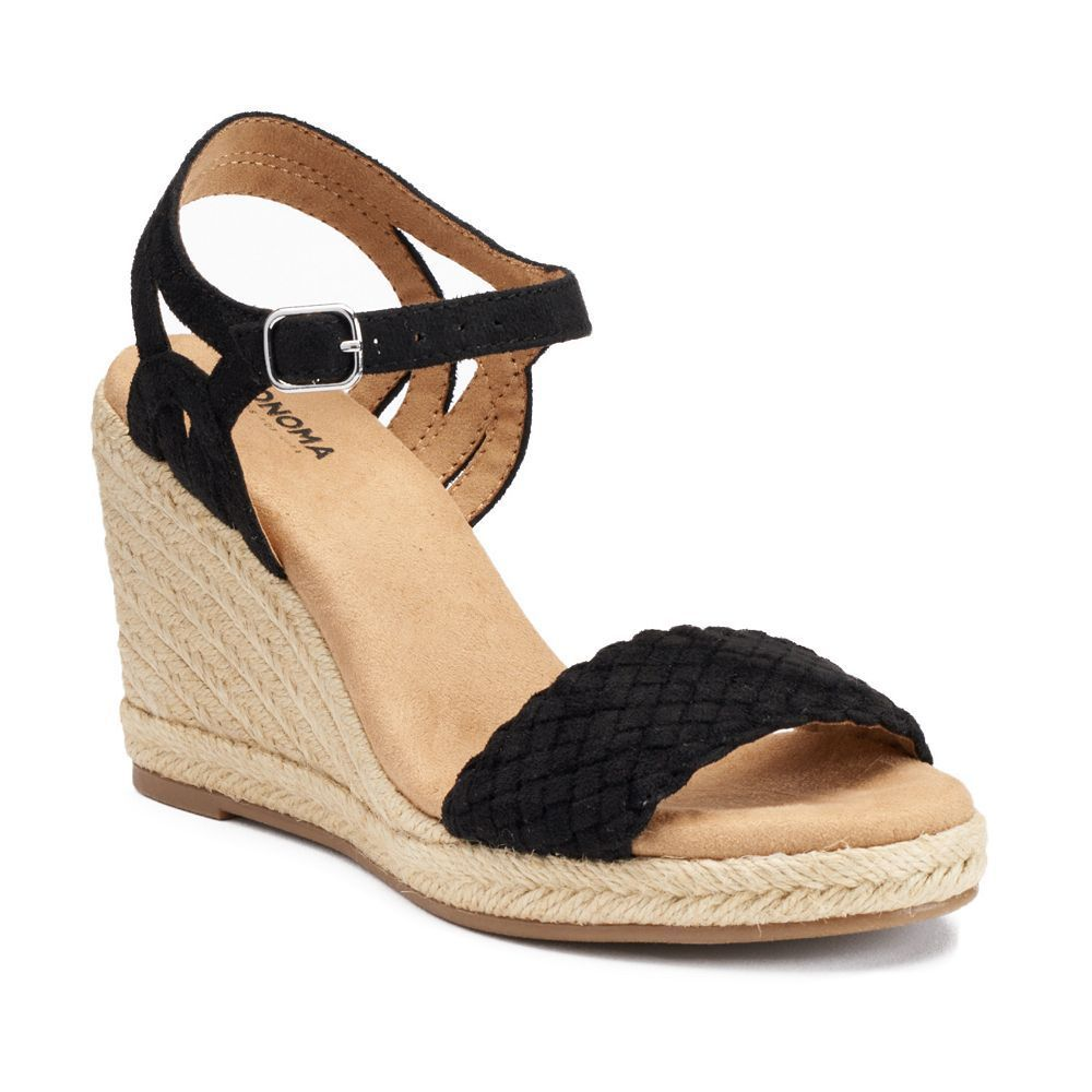 dd1a938671b SONOMA Goods for Life™ Anet Women s Espadrille Wedge Sandals ...