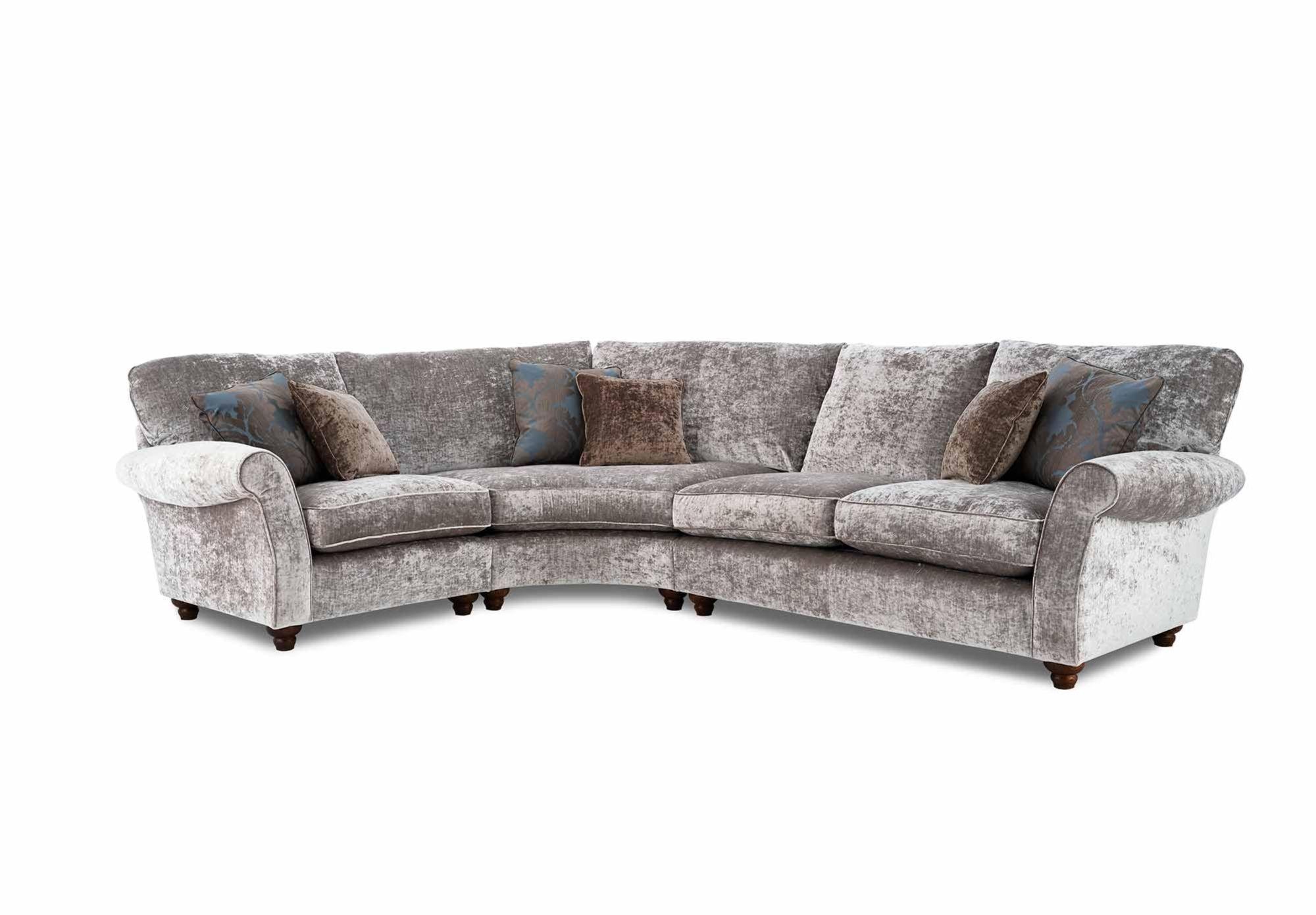 Furniture Village Sofas lhf classic back corner sofa - monroe - gorgeous living room