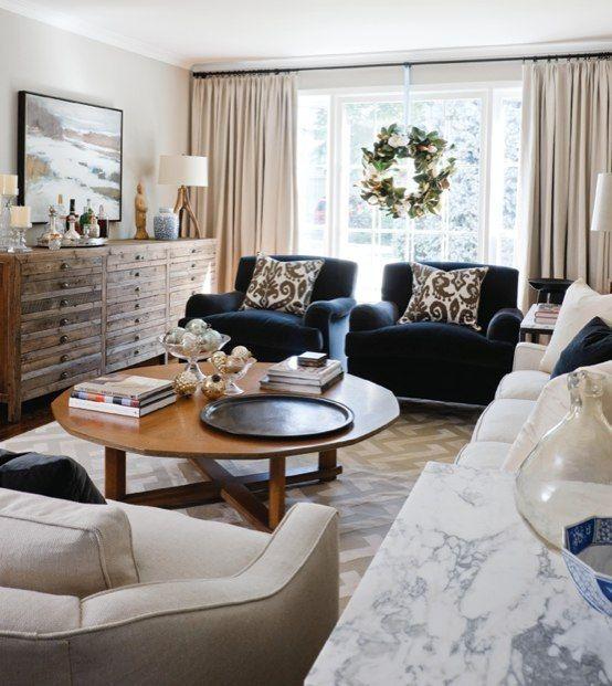 Designer Living Rooms Pleasing Cameron Macneil Designer  Living Rooms  Sundance Catalog Decorating Design