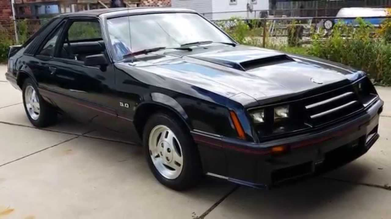 1982 Mustang Gt >> 1982 Mustang Gt 4 Speed For Sale One Owner Auto Appraisal In