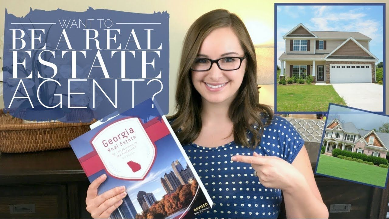 how to become a real estate license in ga