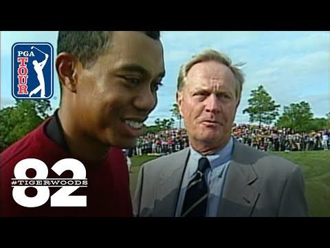 Tiger Woods wins The Memorial Tournament 2001 | Chasing 82 ...