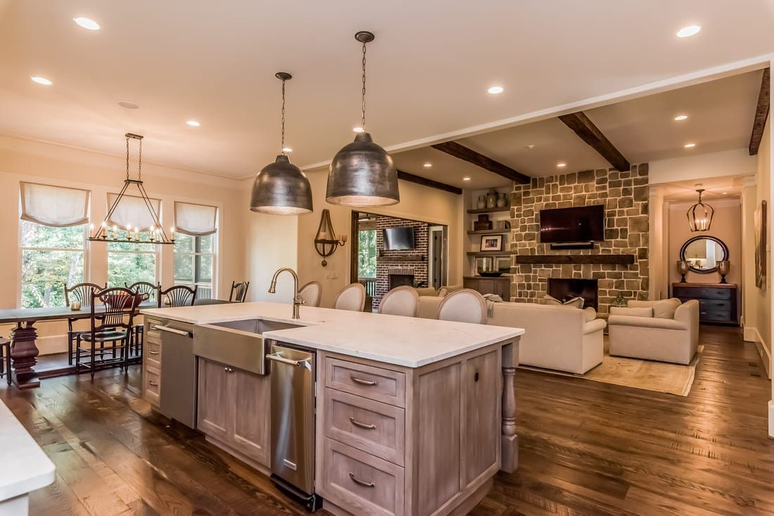 Hask custom homes is a residential construction company for Atlanta custom home builders