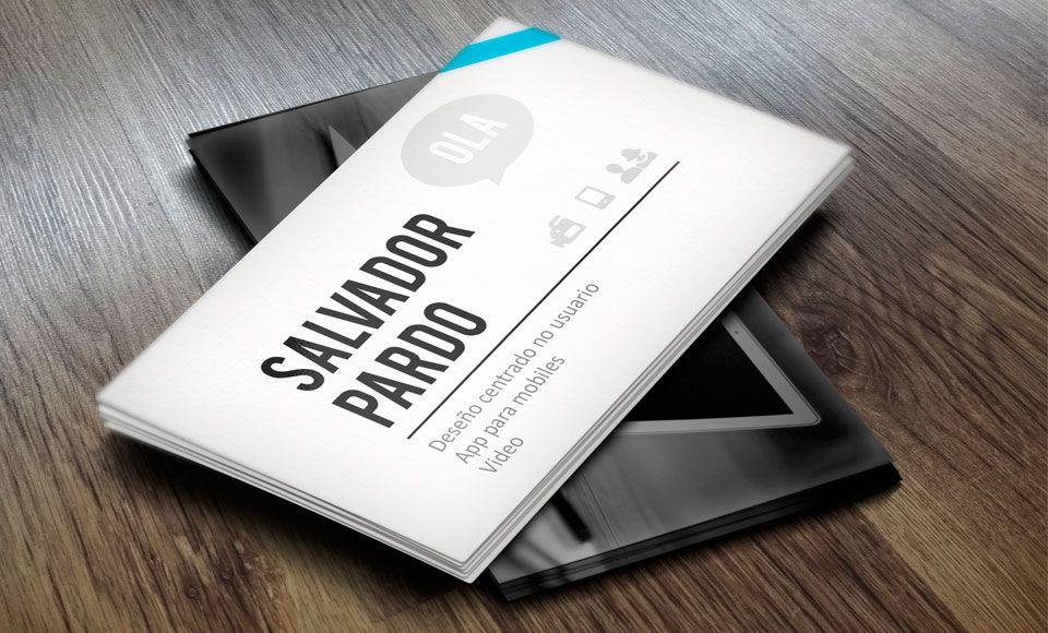 Salvador Pardo - Diseño de imagen corporativa