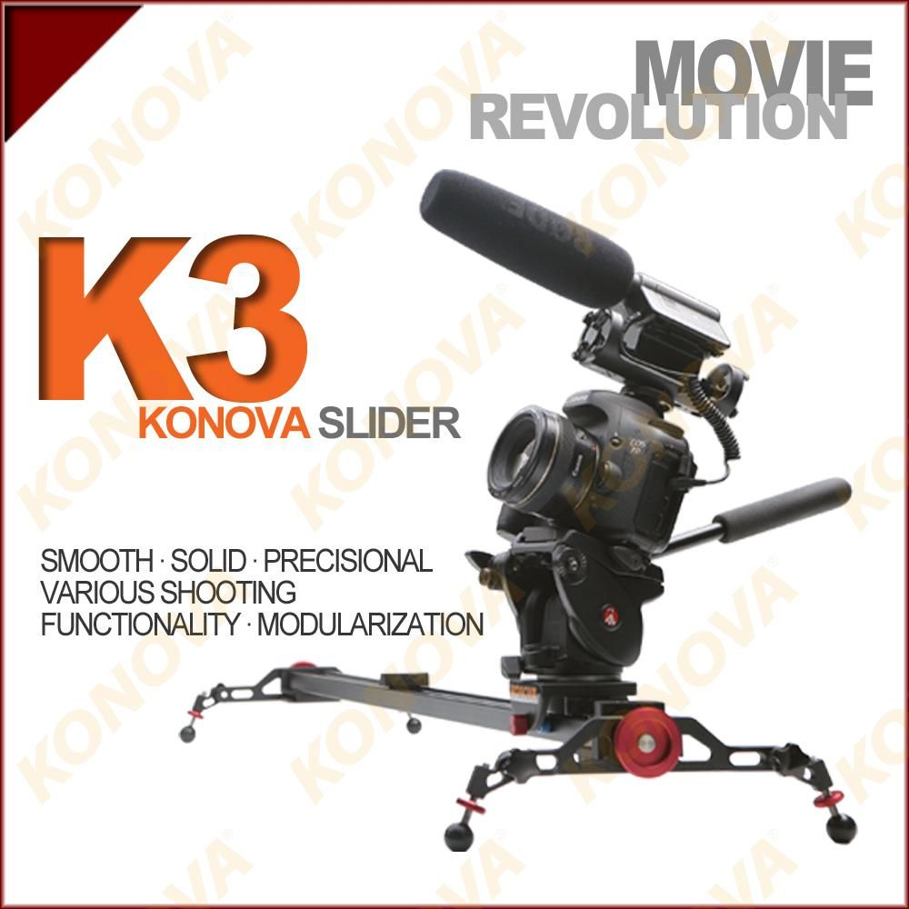 319 00 Konova Slider K3 Series Camera Slider Sliders Dslr Video