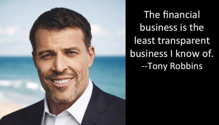 Tony robbins advice