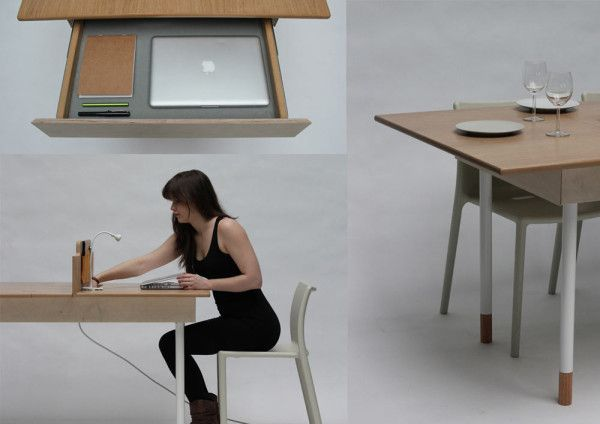 Working Desk Design a working desk for two & a dining table for six | home, work desk