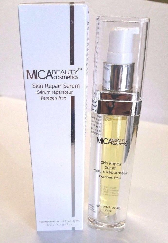 Micabeauty Skin Repair Serum, 1 Fluid Ounce Hydra Steam Moisturizing System Sulfate-free Cleanser by soft sheen-carson, Sulfate-Free, Paraben-Free and Silicone-Free By Soft SheenCarson Ship from US