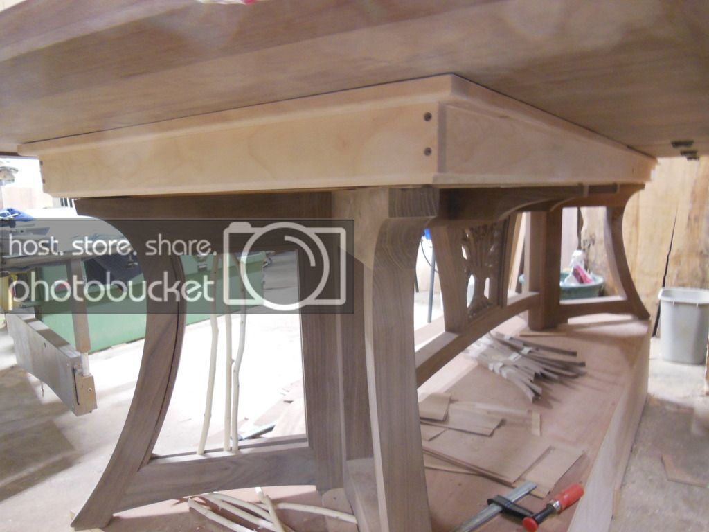 Dining Table Extension Slides By Davesj Lumberjocks Com Woodworking Community