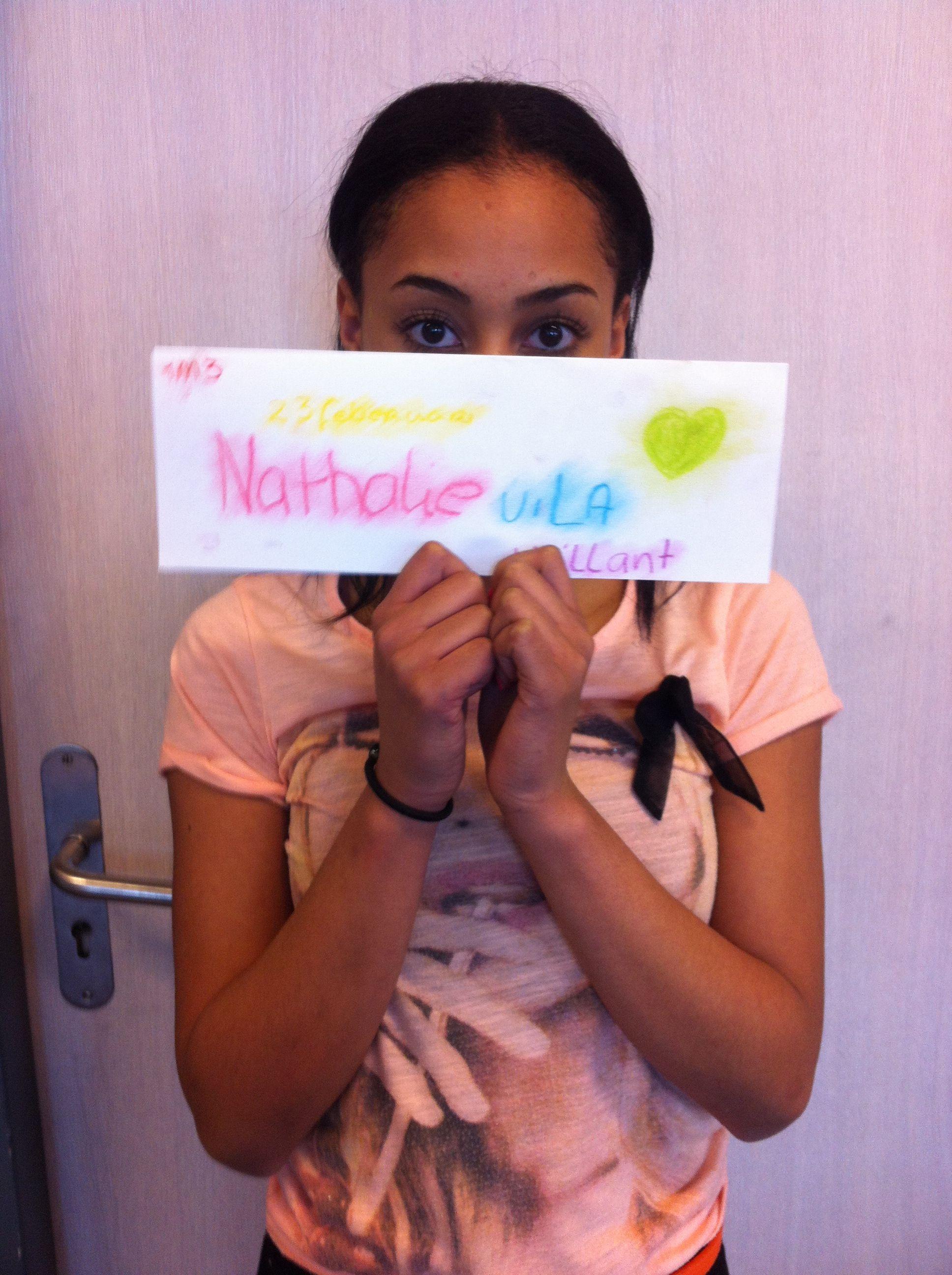 Mugshot Nathalie