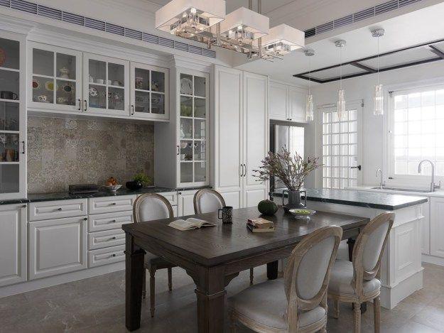 Kitchen Designers Boston Classy With A Little Flamboyant American Stylehozo Interior Design 01 Design Inspiration