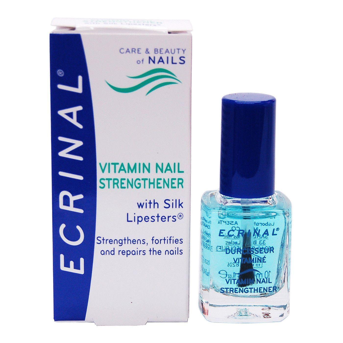 Ecrinal Vitamin-Enriched Nail Strengthener - 0.34oz | nail beauty ...