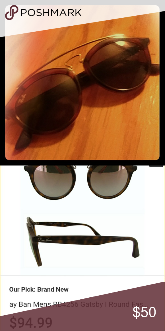 5a5767f5d89 Ray Ban Unisex RB4256 Gatsby Bought a year ago does have a couple scratches  but still