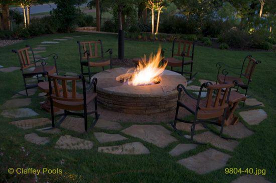 Swimming Pool Design And Construction Claffey Pools Backyard