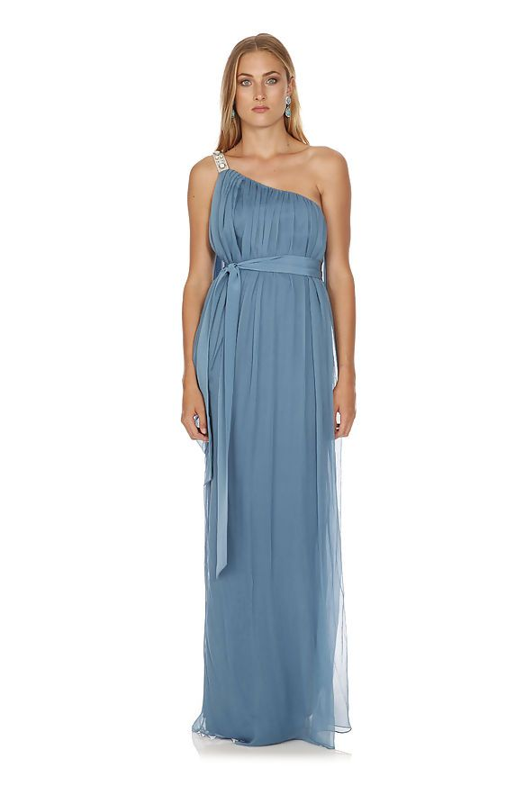 Beat The Blues In The Martina Gown By Simon Temperley London We