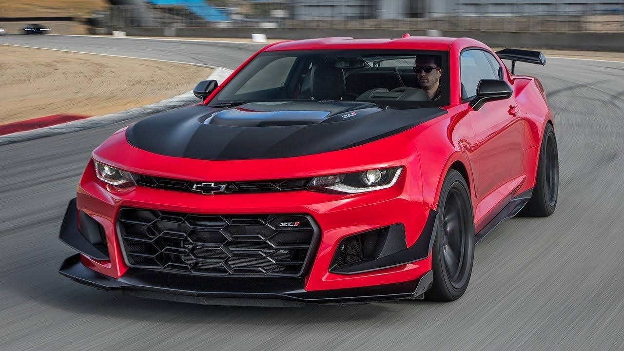 2018 Chevrolet Camaro ZL1 1LE Hot Lap! - 2017 Best Driver\'s Car ...