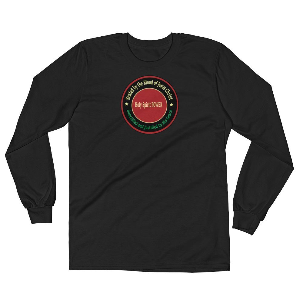 Long Sleeve T-Shirt (Front & Back Print)