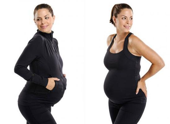 cute maternity workout clothes