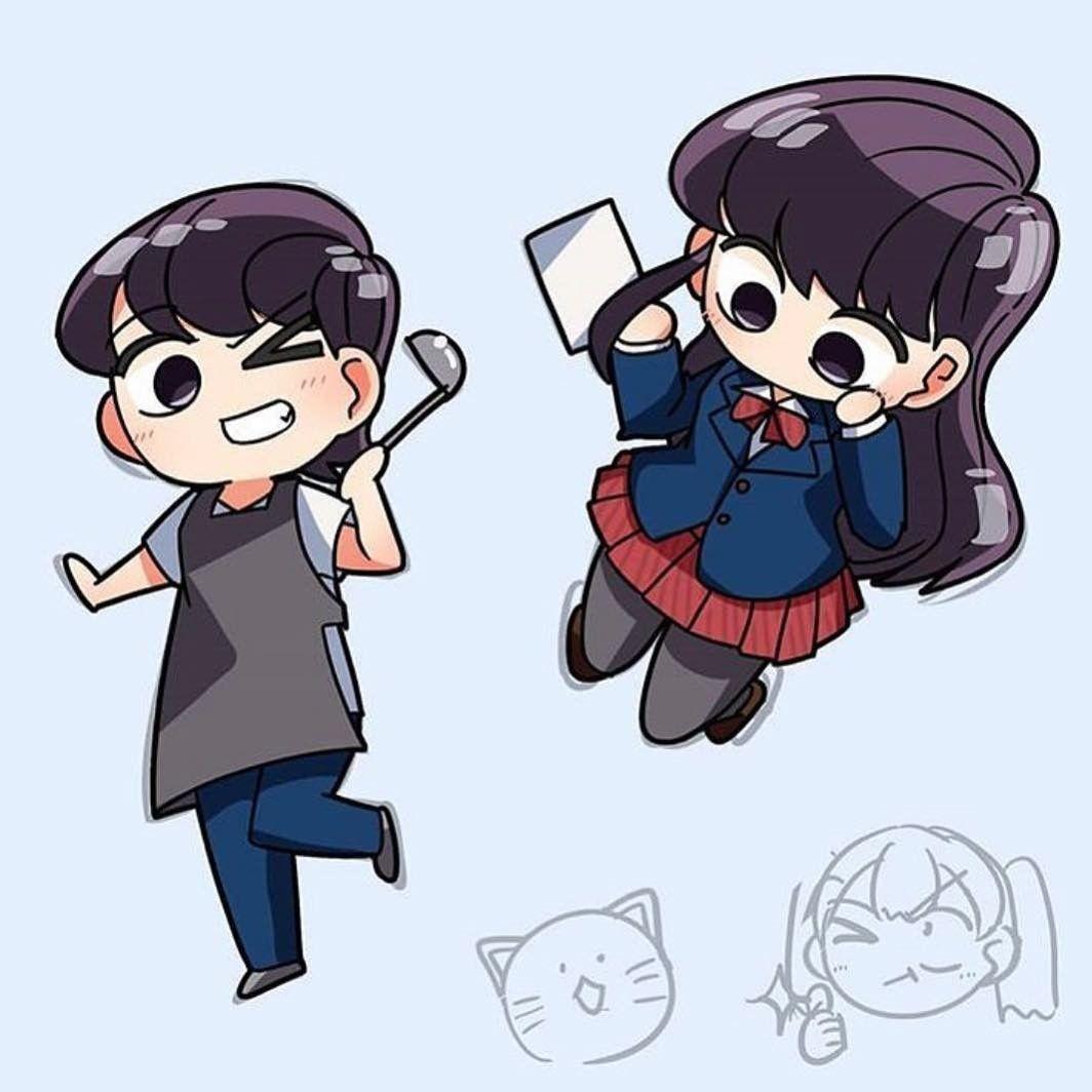 shouko komi 2 komi can t communicate kawaii anime