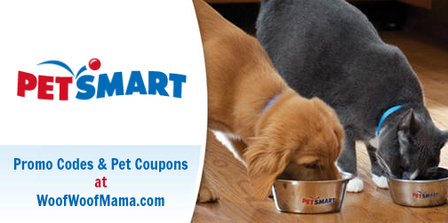 PetSmart 15 OFF Promo Code + Pet Sale and BISSELL Coupon