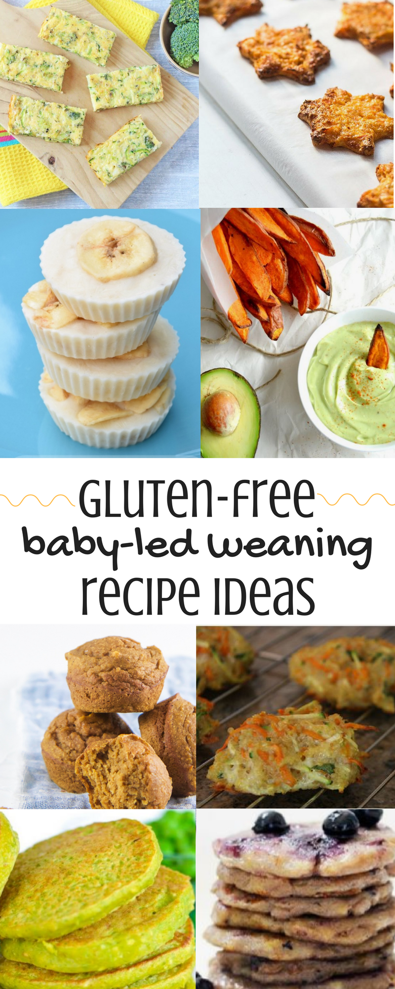 Best GlutenFree Foods for BabyLed Weaning Weaning