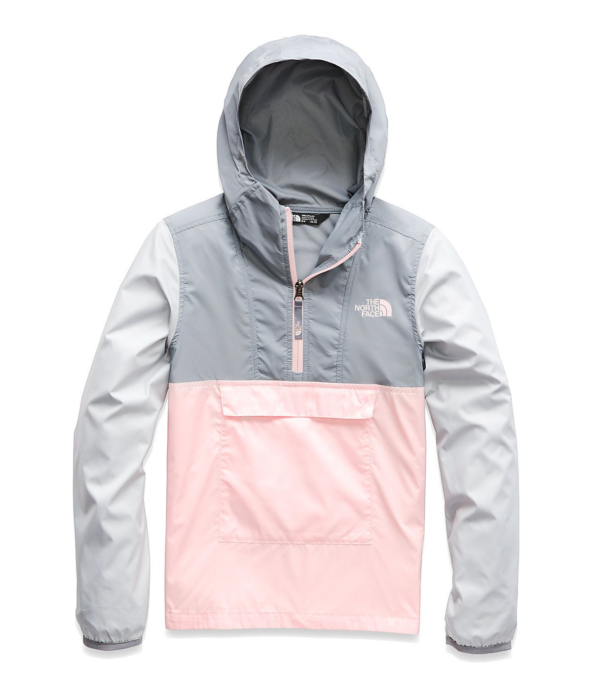 Youth Fanorak Jacket Free Shipping The North Face North Face Women North Face Girls Anorak Jacket [ 1396 x 1200 Pixel ]