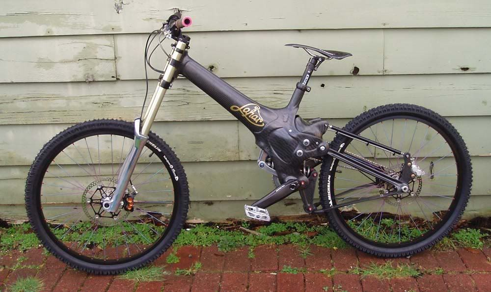 Lahar Dhv M9 So Far Ahead Of Its Time The First Full Carbon