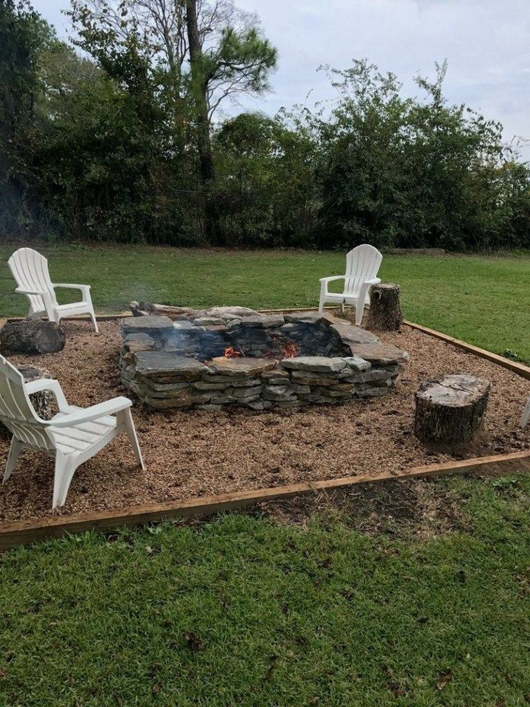 Photo of 28+ Creative Fire Pit Idea On Backyard For Feel Cozy