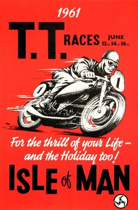 Vintage Motorcycle Posters Long John Blog Denim Jeans Raw Authentic Fashion Footwear Lifestyle 2 Vintage Motorcycle Posters Motorcycle Posters Racing Posters