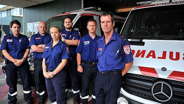 Paramedics  Victorian Paramedics Are Fighting For Better