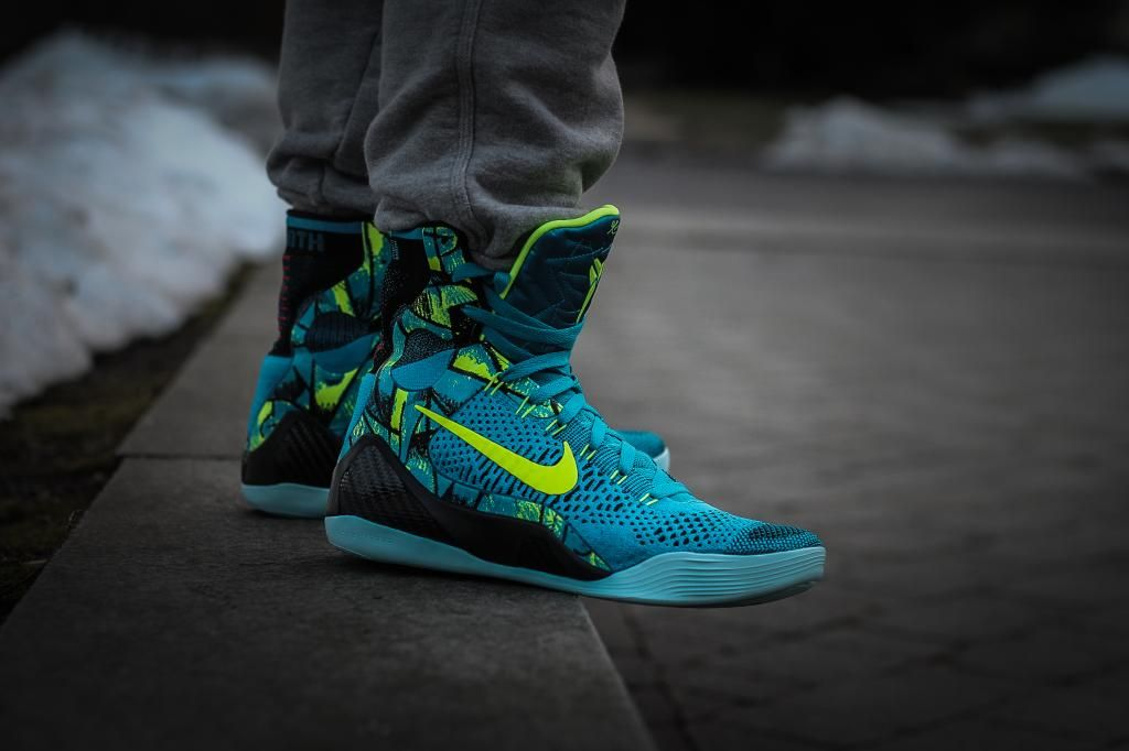 cc283254e921 Nike Kobe 9 Elite