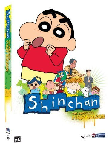 Pin By Joseph Samaniego On Things I Want Crayon Shin Chan Shin
