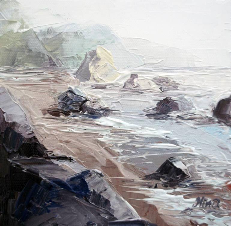 Nina Fabunmi Artwork Saatchi Art Original Landscape Painting Landscape Paintings Art Painting Oil
