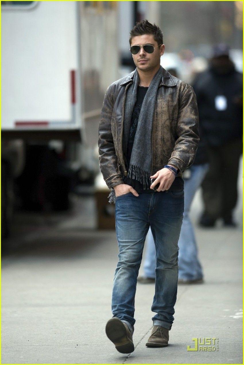 Men S Celebrity Fashion Best Zac Efron Fashion Style 2013 Lookin