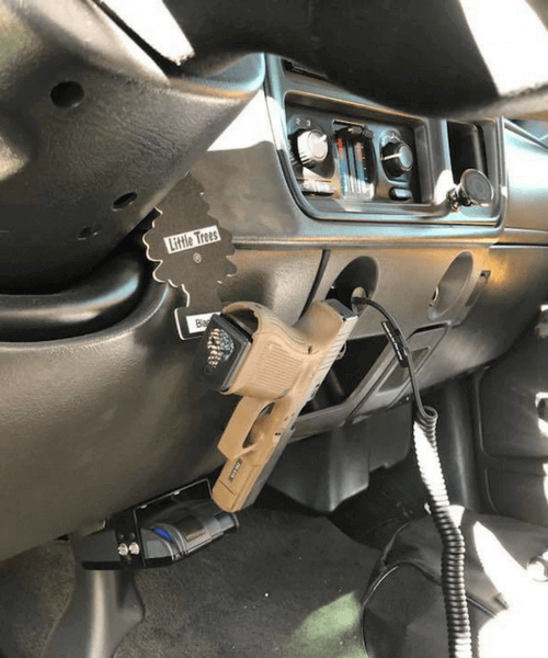 Concealed Handgun Mount (With images) Concealed