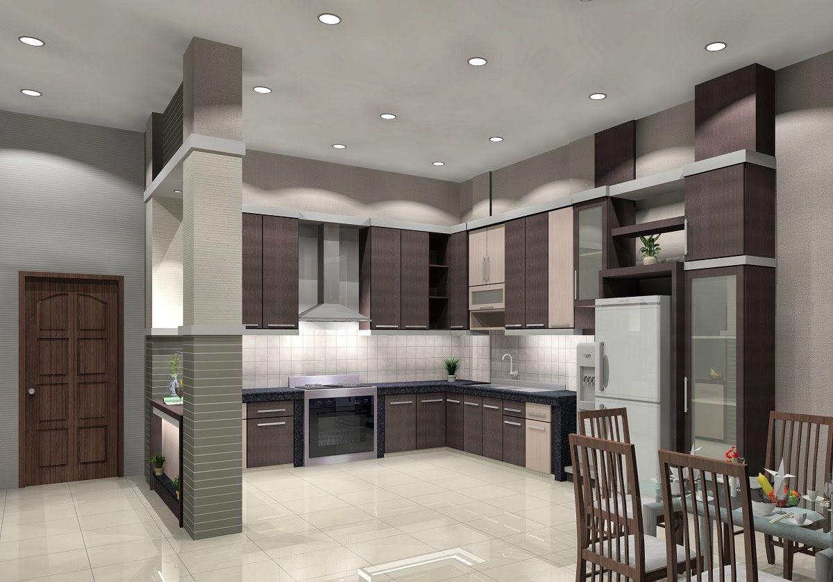Minimalist Home Interior Design Desain Interior Rumah