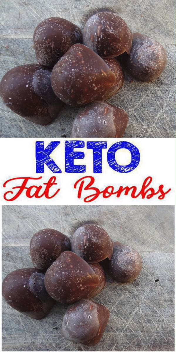 3 Ingredient Keto Chocolate Fat Bombs – BEST Chocolate Peanut Butter Fat Bombs – Easy NO Sugar Low Carb Recipe