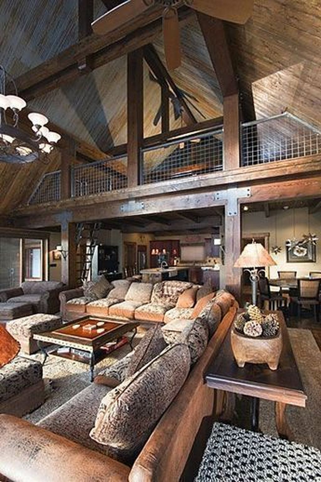 47 Relaxing Cabins Room Design Ideas For Getaways This Holid