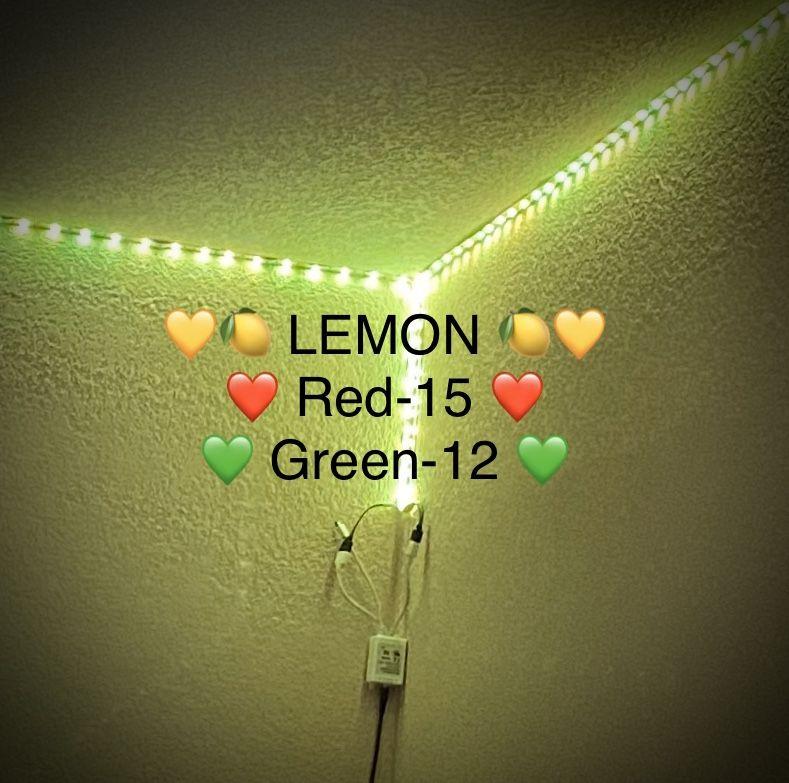 LED LIGHTSLEMON in 2020 Led lighting bedroom, Led light