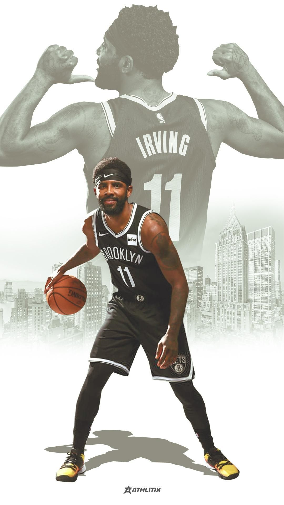 Kyrie Irving Nets Background Image In 2020 Kyrie Irving Kyrie Irving Brooklyn Nets Kyrie Irving Celtics