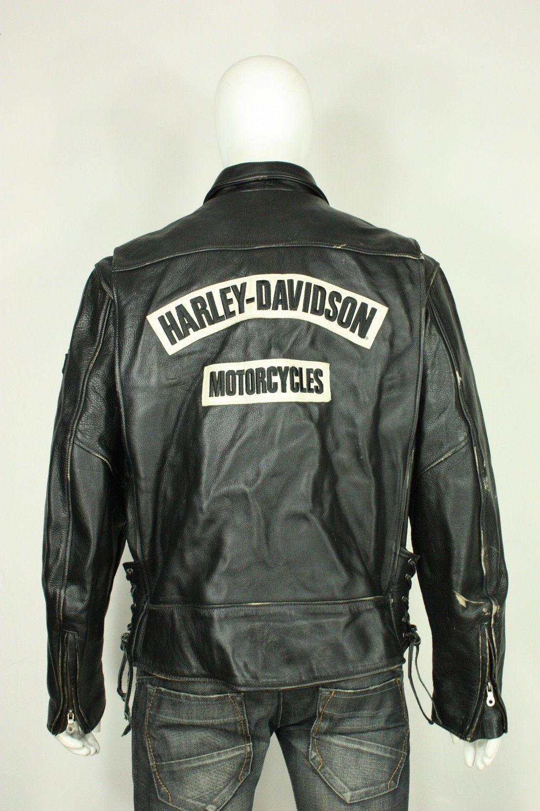 Harley Davidson Leather Jackets Ebay Uk Anlis
