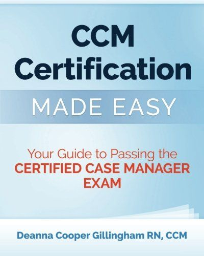 1503246981 - ccm certification made easy: your guide to passing the ...