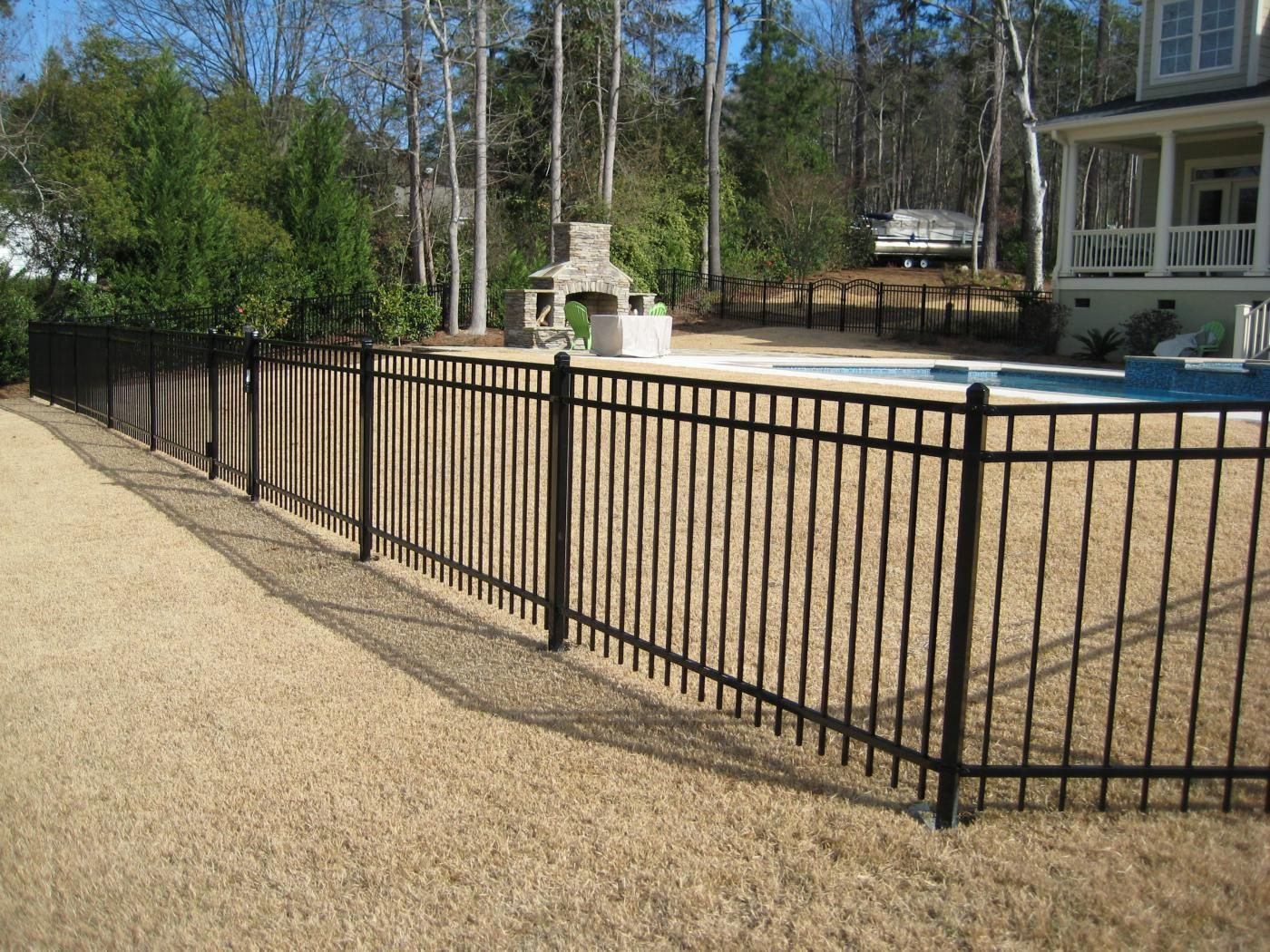 Ces Fencre Inc Provides With Gate Services And Fences Services