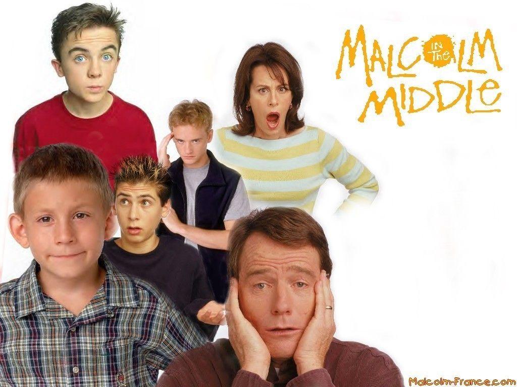 Malcolm In The Middle Con Imagenes Malcom El De Enmedio