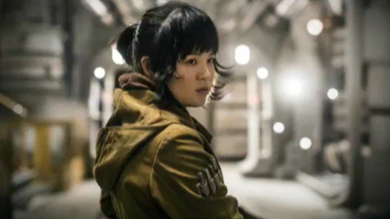#gaming #videos  Star Wars: Rose is the 'Biggest New Part' of Last Jedi | eBargainsToday.com