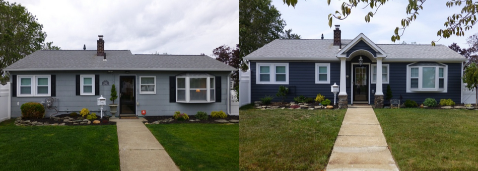 Check Out This Amazing Before After Photo We Can Help You Complete Your Home Improvement Proje Home Improvement Projects Before After Photo Home Improvement
