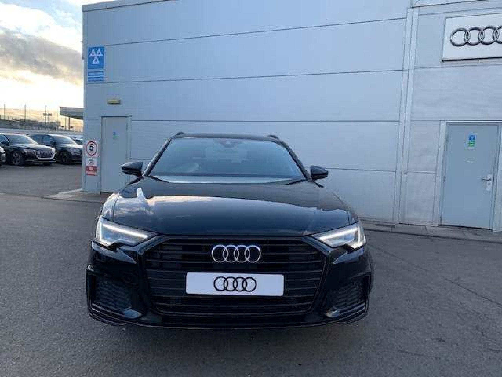 Audi A6 Avant 2 0 Tdi 40 Black Edition Avant S Tronic S S 5dr In